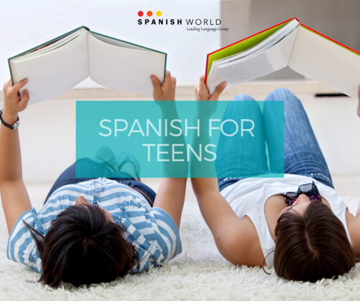 Free Spanish Trial Lesson for Teens